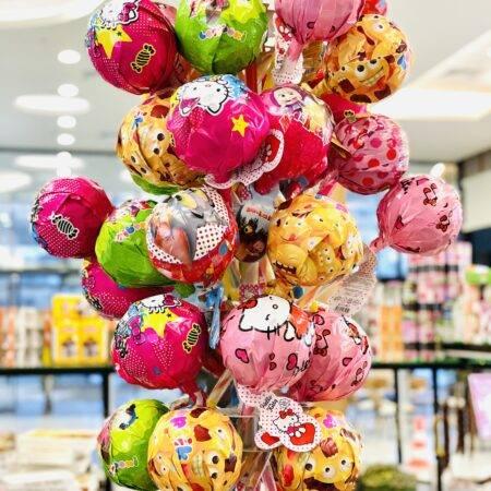 Захарни изделия и Бонбони